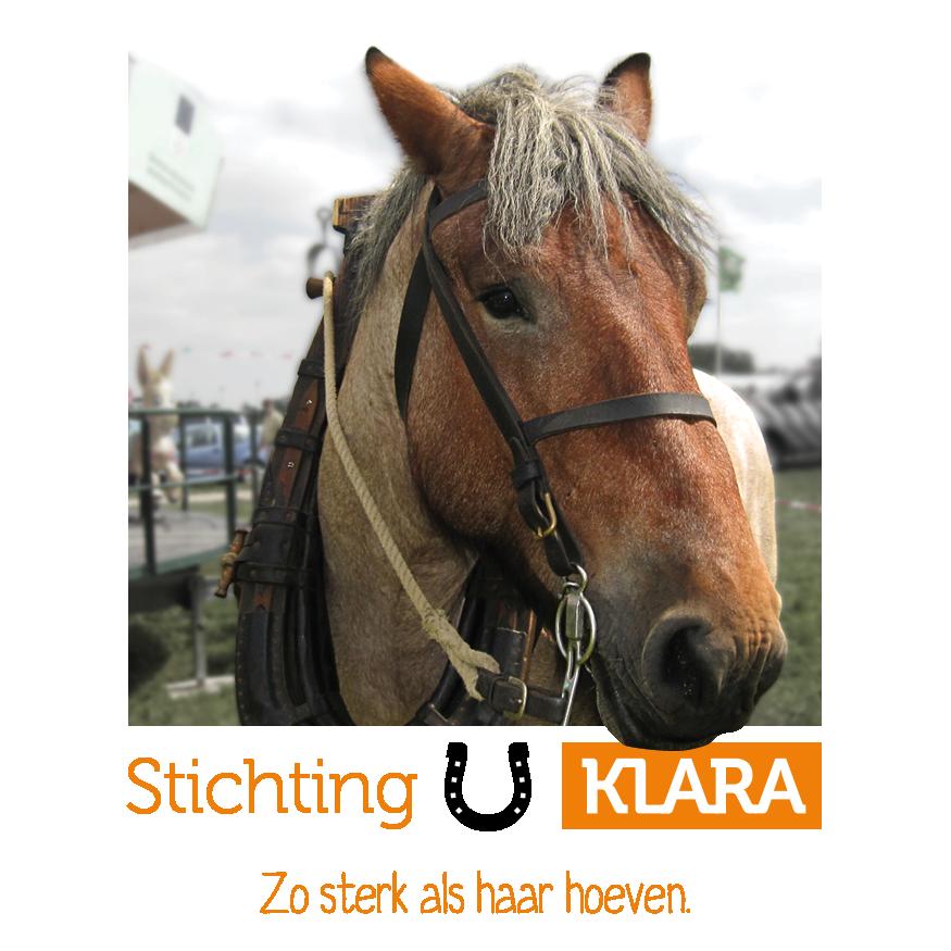 Klara, zo sterk als haar hoeven!